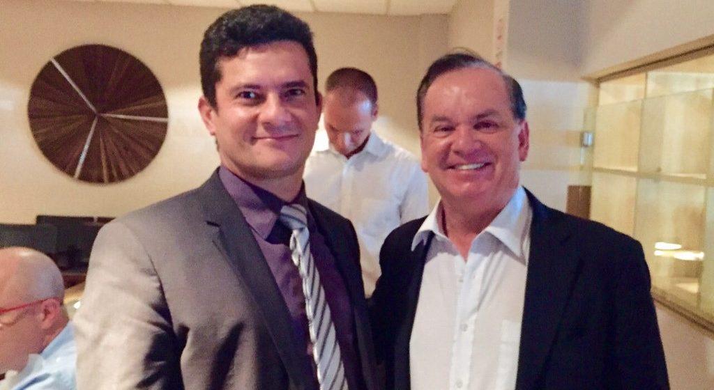 Deputado Rogério Peninha apoia o Pacote Anticrime