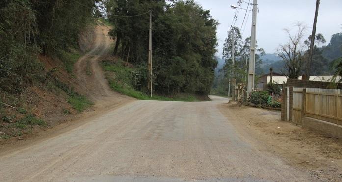 Prefeitura de Presidente Getúlio vai licitar obra da serra entre Rio do Sul.