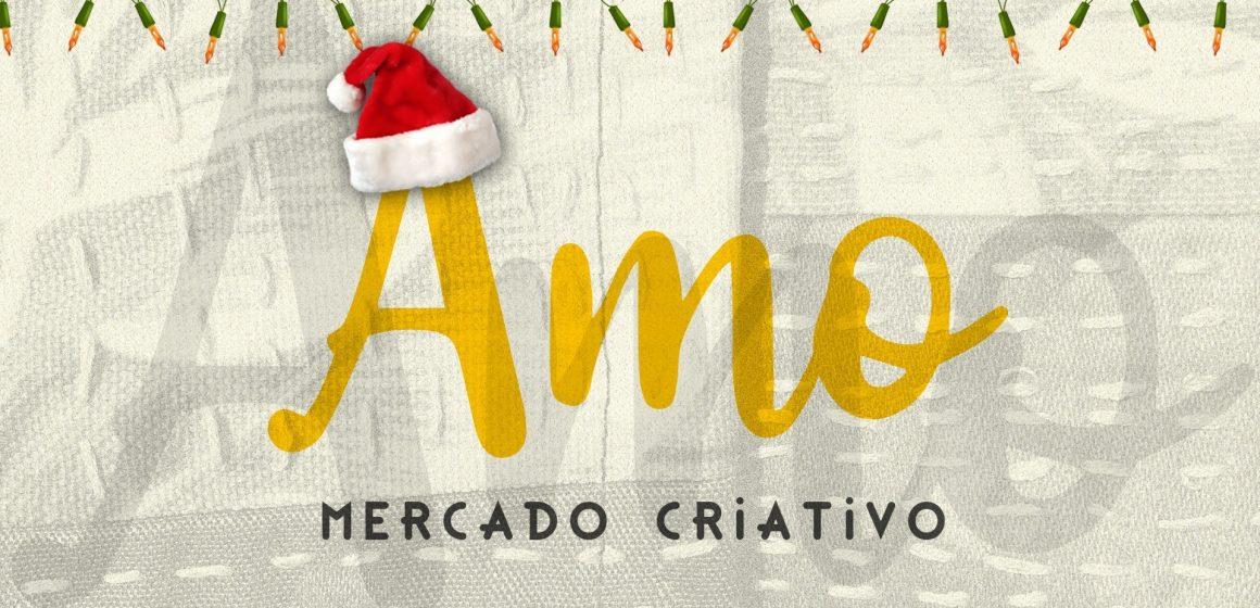 A edição de Natal do AMO Mercado Criativo de Rio do Sul acontece neste domingo.
