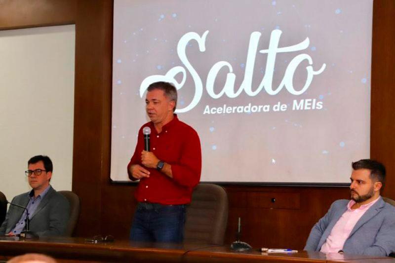 Programa Salto: Aceleradoras MEIS capacita 21 microempresários e premia três.