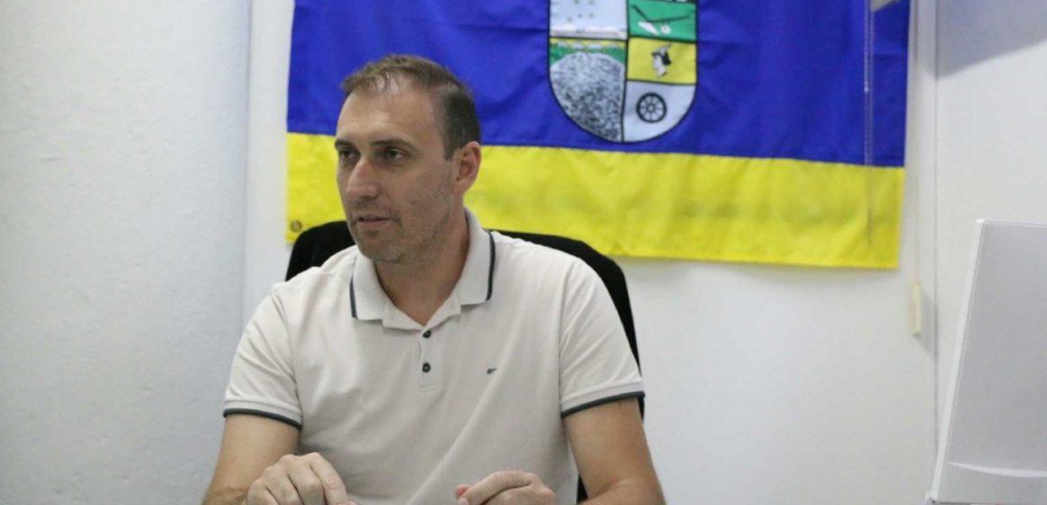 Cariso Sávio Giacomini será o presidente da Câmara de Vereadores em 2020.