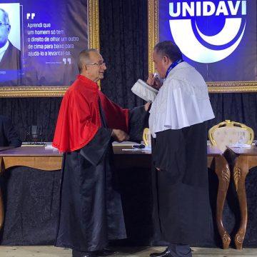 Reitor eleito da Unidavi quer redirecionar recursos para políticas de acesso à Educação Superior