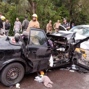 Após mais um acidente com morte de crianças, PRF alerta para importância do uso da cadeirinha