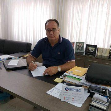 Prefeito de José Boiteux é eleito novo presidente da Amavi