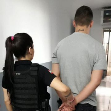 Bancário é preso suspeito de auxiliar no roubo em Apiúna