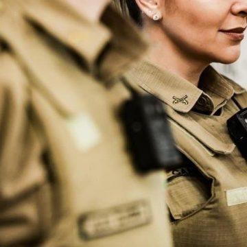Com falta em todo o estado, Policiais militares do Alto Vale revezam coletes balísticos