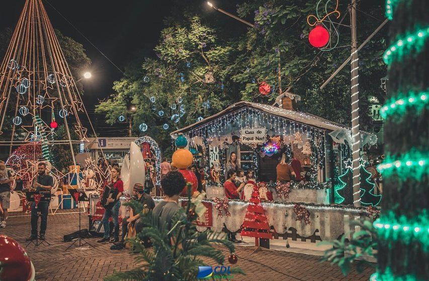 Anunciados vencedores do concurso de decoração natalina