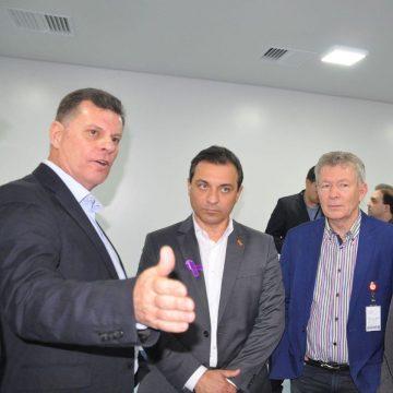 Presidente da Fusavi anuncia contratação de nova equipe de neurocirurgiões