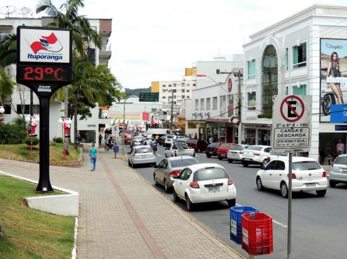 Projeto de mobilidade urbana trará mudanças no trânsito de Ituporanga