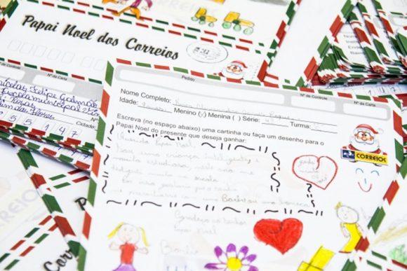 Comunidade adota todas as cartinhas do Papai-Noel dos Correios