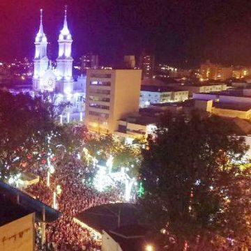 CDL de Rio do Sul apoia réveillon na Praça