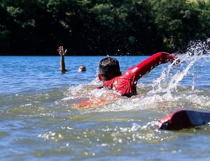 Corpo de Bombeiros alerta para perigos em rios e cachoeiras nesta época do ano