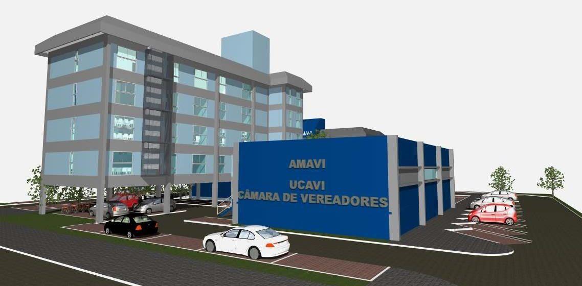 Amavi projeta finalizações para a nova sede