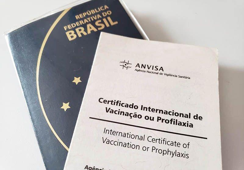 Certificado internacional de vacinas é emitido pela vigilância epidemiológica de Rio do Sul