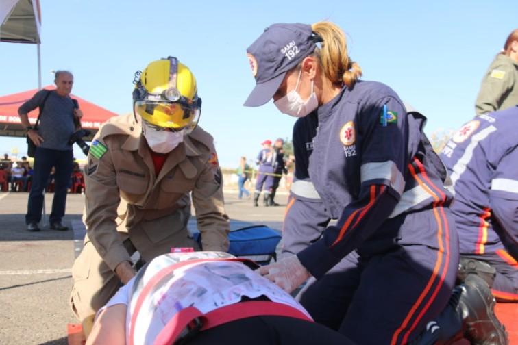 Capacitação para atendimento de ocorrências com múltiplas vítimas será realizada em Witmarsum