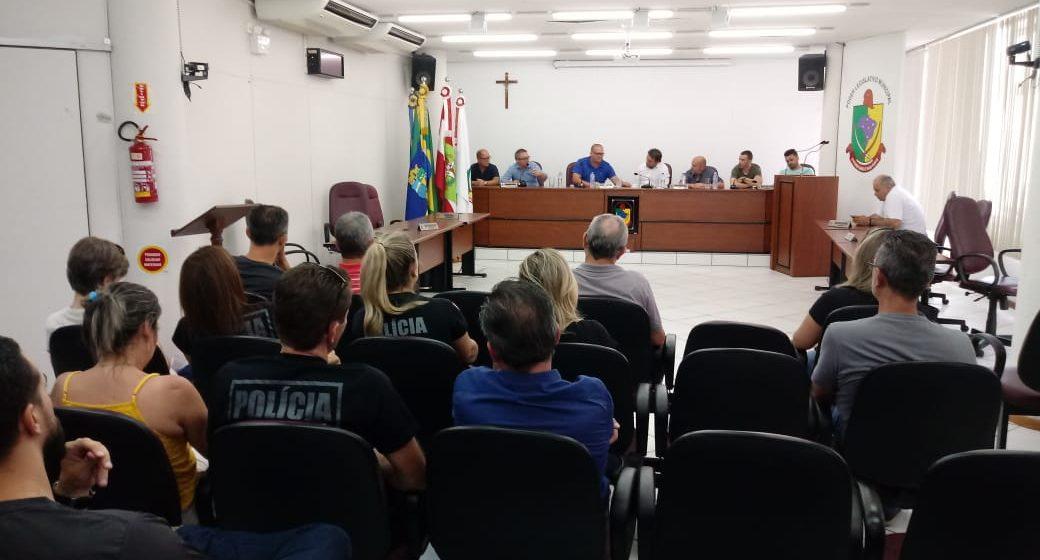 Polícia Civil discute proposta de equiparação salarial e aposentadoria