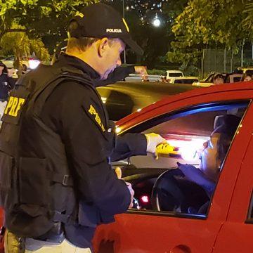 Número de motoristas flagrados dirigindo álcoolizados cresce 30% no trecho da BR-470