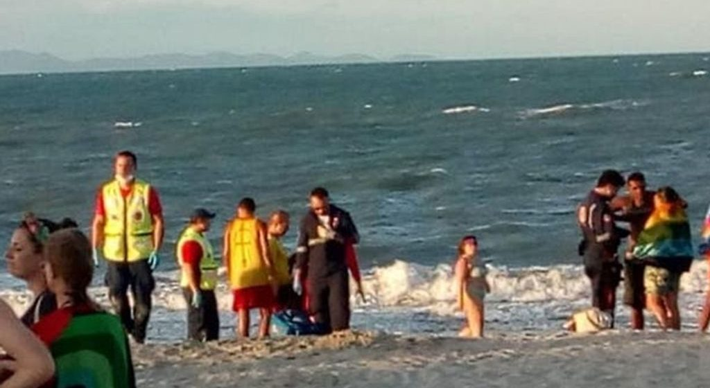 Em menos de um mês 27 pessoas perderam a vida por afogamento no Estado