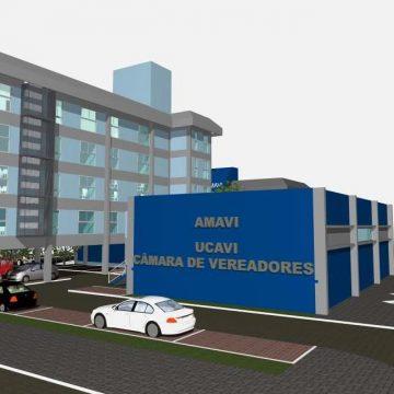 Amavi espera realocar setor administrativo para nova sede até o fim do ano
