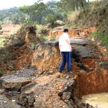 Decreto delimita mudanças para as áreas de risco de Rio do Sul