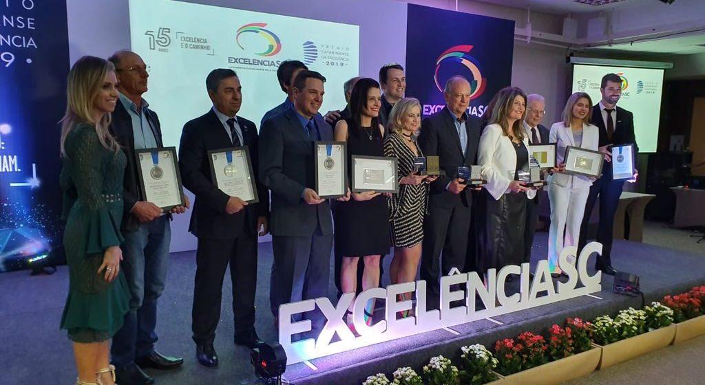 Estão abertas as inscrições para o Prêmio Catarinense da Excelência 2020