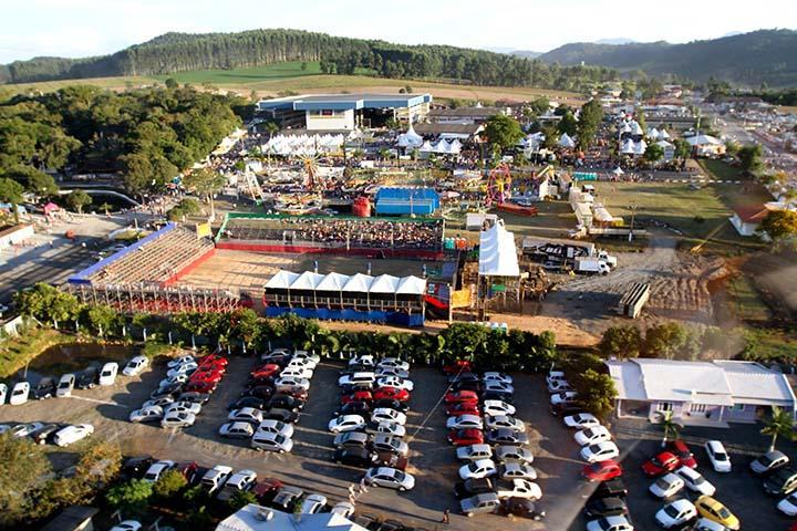 26ª edição da Festa da cebola, em Ituporanga, será terceirizada
