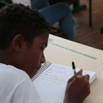 Encerra hoje o segundo prazo para matrículas na rede estadual de ensino