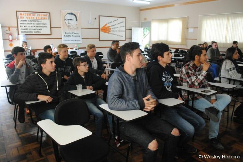 Projeto da Obra Kolping de Rio do Sul recebe premiação de R$ 152 mil
