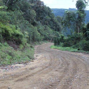 Trânsito na Serra dos Tucanos entre Rio do Sul e Presidente Getúlio será fechado
