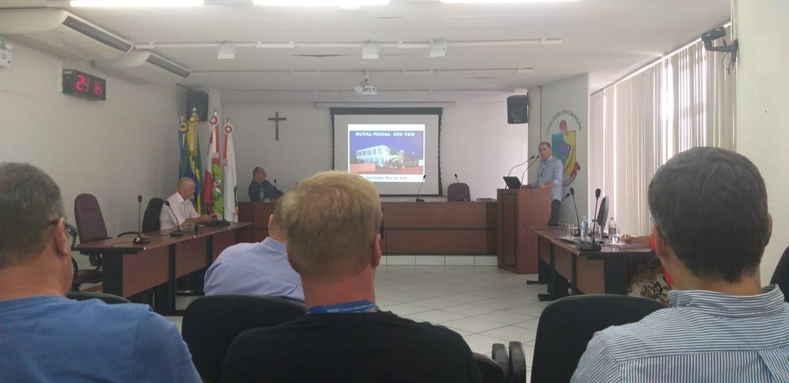 Celesc anuncia investimento de R$ 24 milhões para o Alto Vale