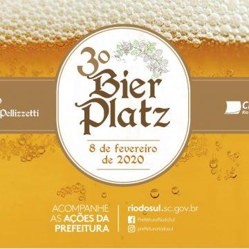Praça Ermembergo Pellizzetti recebe 3ª edição do Bier Platz