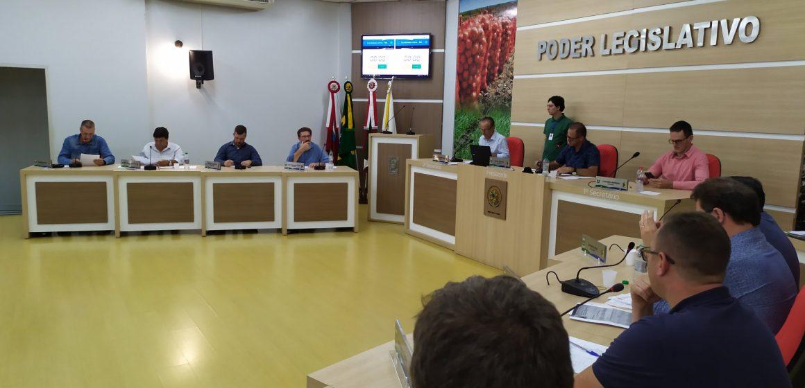Vereadores de Ituporanga apontam incoerência em Reforma Administrativa protocolada pelo Executivo