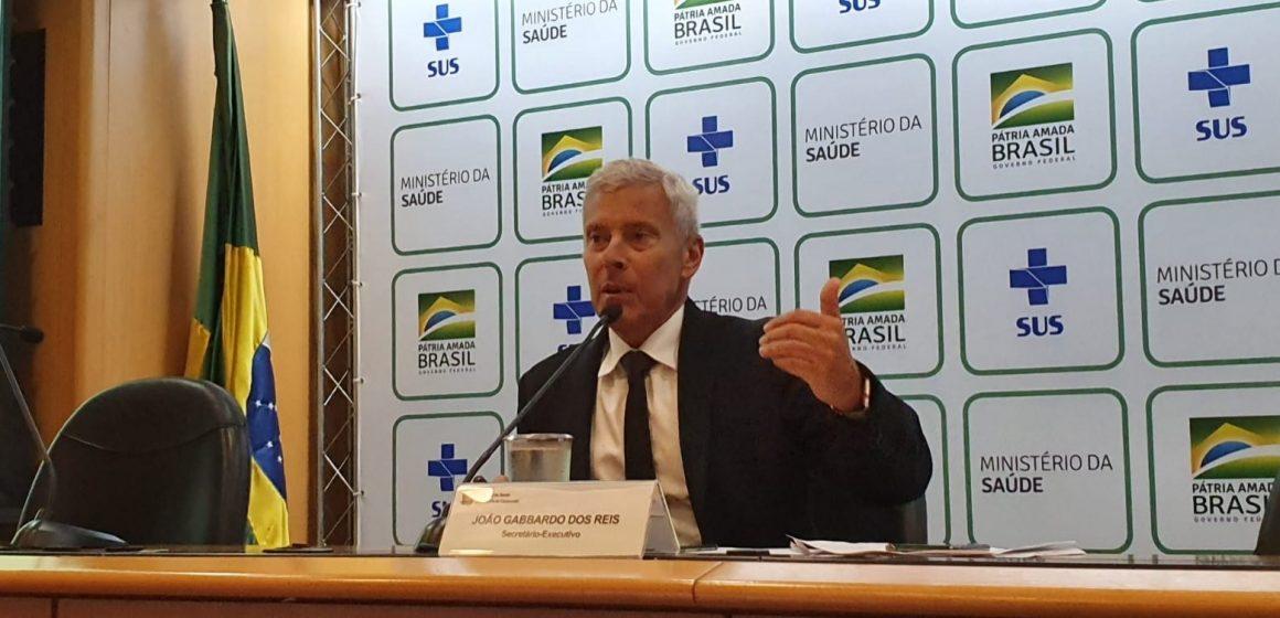 Confirmado o primeiro caso de coronavírus no Brasil