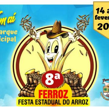 Agronômica realiza a 8ª edição da Festa Estadual do Arroz