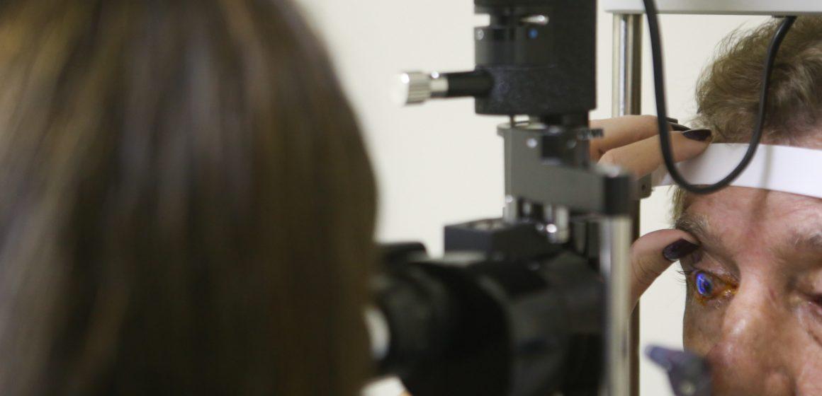 Hospital de Pouso Redondo realiza 4º mutirão de cirurgias de olhos