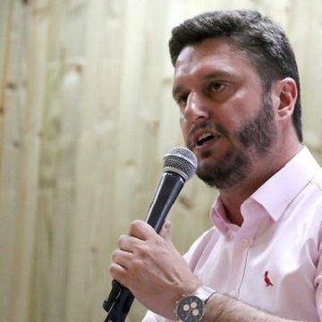 Prefeito de RSL terá agenda com presidente estadual do PSL sobre possível filiação à sigla