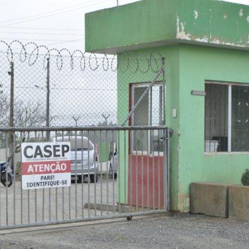 Ministério Público pode bloquear valores do Estado, caso reforma do Casep de RSL não seja concluída