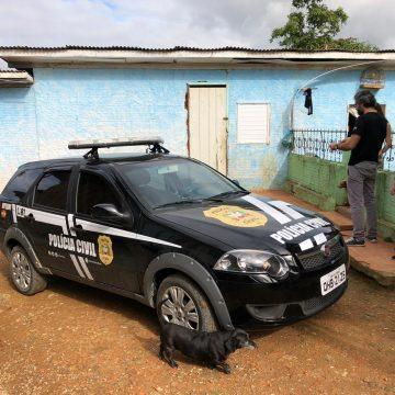 Polícia Civil cumpre 27 mandados da Operação Marias na região