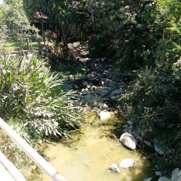 Falta de chuvas dificulta captação de água para o sistema integrado de abastecimento da região