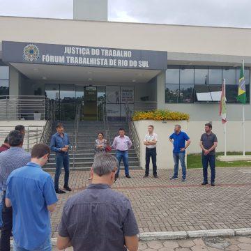 Juiz do trabalho fala sobre a situação de funcionários com a vigência do decreto estadual