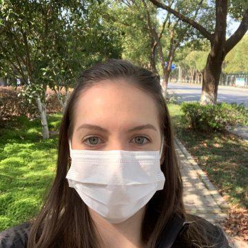 Jovem do Alto Vale, que mora na China, conta experiência e alerta aos cuidados de contágio do coronavírus