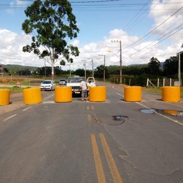 Sete locais de acesso a RSL são bloqueados