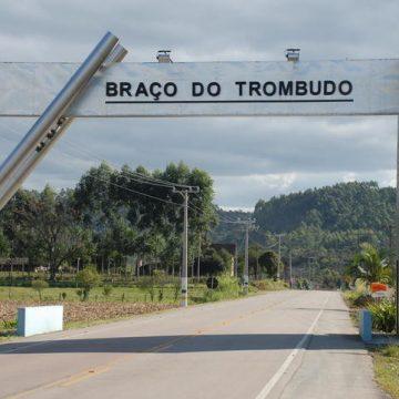 Prefeito de Braço do Trombudo se manifesta contrário a construção de mini-barragem