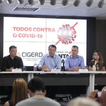 Ministério da Saúde confirmou o sétimo caso do coronavírus em Santa Catarina