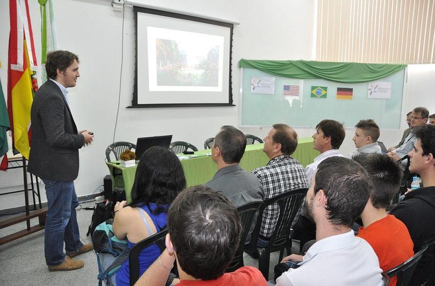 IFC de RSL promove simpósio de Internacionalização dos Institutos e Universidades do Brasil, Américas e Europa