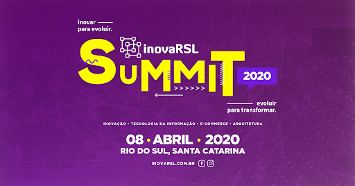 Estão abertas as inscrições para segunda edição do InovaRSL Summit