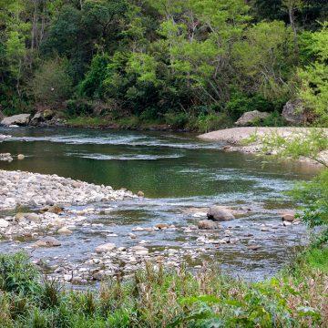 Níveis dos rios em Alfredo Wagner, Salete e Chapadão do Lageado preocupam