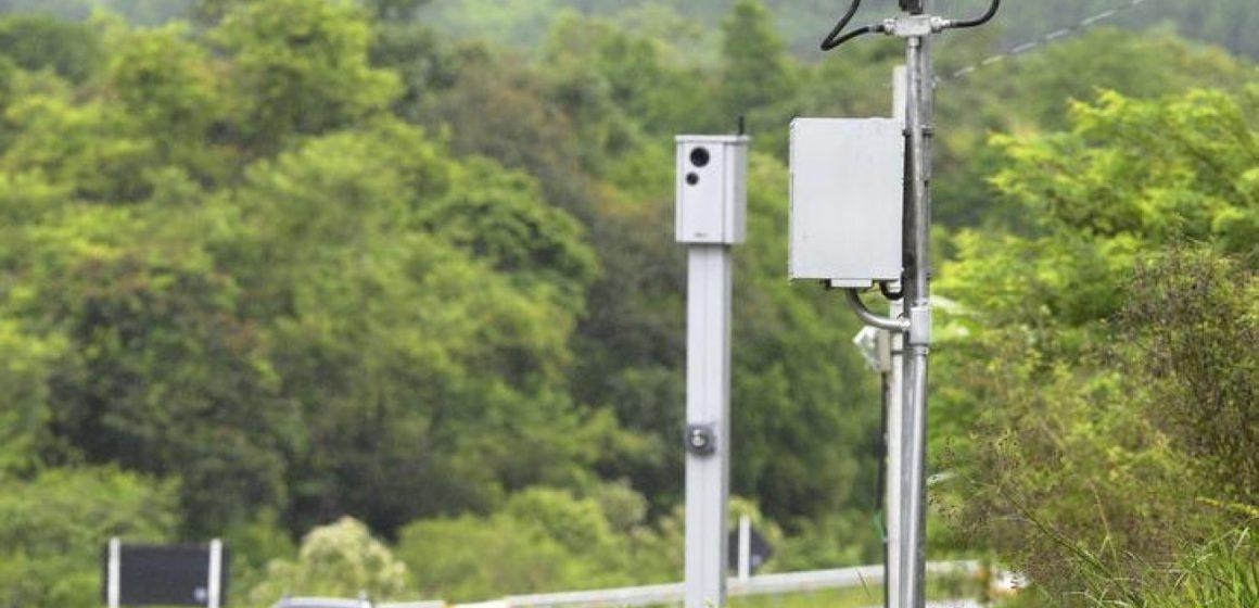 Cinco radares eletrônicos do Alto Vale estão sem funcionar