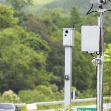 Radares eletrônicos serão reinstalados no fim de maio, no Alto Vale