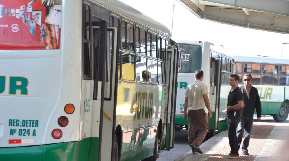 Empresa de transporte cogita demitir funcionários